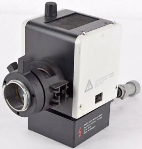 Leitz Wetzlar 307 148 002 Microscope Light Source Illuminator Lamphouse