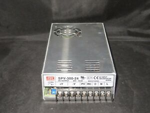 Mean Well Spv 300 24 Power Supply 24vdc