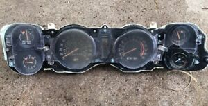 1979 1980 1981 Camaro Z28 Instrument Cluster With Tach And Gauges 79 80 81