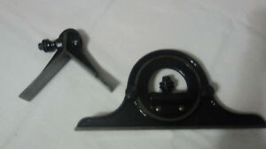 Starrett Protractor Center Head Set