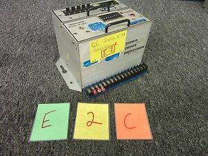Ce Invalco W 310a Time Totalizer Military Navy 3 Counter Meter Ac E 2 c