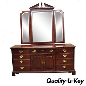 Thomasville dresser for sale - Thomasville mahogany collection bedroom ...