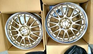 New Rays Master Piece A225 19 Wheels For Porsche Cayman Boxster 911