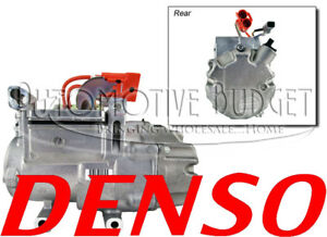 Electric A c Compressor For Lexus Ls600h Hybrid New Oem