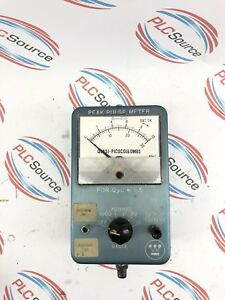 Westinghouse Peak Pulse Meter For Qpc 2 5 Quasi Picocoulombs