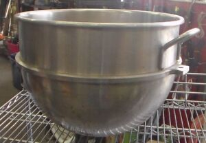 Uniworld Um 30b 30 Qt Heavy Duty Stainless Steel Mixer Bowl Fits Hobart