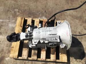 Perfect Allison At545 Automatic Transmission Gear Box 2 Sae Freightliner
