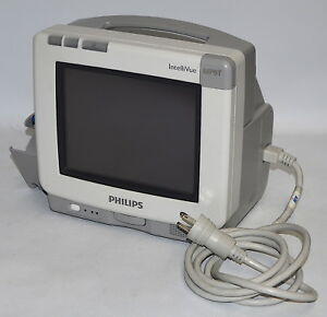 Philips Intellivue Mp5t Patient Monitor used No Accessories M8105at