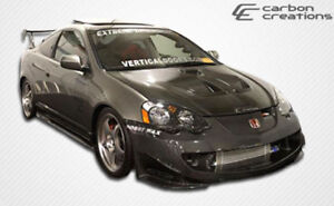 Acura Rsx 02 06 Carbon Creations Carbon Fiber Type M Hood