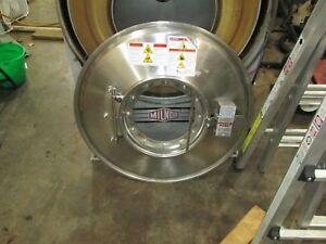 Milnor Commercial Front Load Coin Operated Washer Used Parts