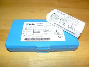 Bovie Aaron Burr 2 Ref 0010 Ophthalmic Burr Handle W 0011 2 5mm Burr Tip New