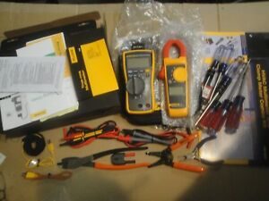 Fluke 116 323 Hvac Electrical maintanence tl175 thomas betts woods tool Lot
