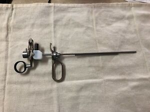Karl Storz 27050e 27050 E Passive Action Working Element For Resectoscope Set