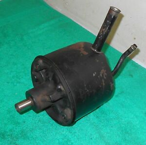 1971 1972 Mustang Mach 1 Boss Grande Cougar Xr7 Convert Orig Power Steering Pump