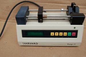 Harvard Apparatus 11 Syringe Pump Laboratory Syringe Pump Lab 55 1199