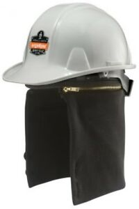 N ferno 6885 2 way Fire Resistant Thermal Hard Hat Winter Liner Black