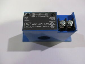 Nk Technologies As1 ncu ft Ac Current Switch New In Box