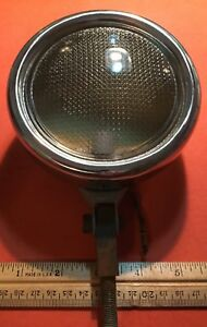 Back up Light Lamp Vintage Accessory Okay Pass Teleoptic Sparton 30s 39 42 46 48