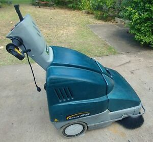 Nobles Scout 28 Walk Behind Floor Sweeper Cleaner Local Pickup Dallas Texas