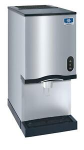 Manitowoc 315lb Countertop Air Cooled Nugget Ice Maker water Dispenser