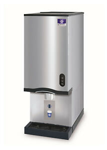 Manitowoc Cnf 0202a 315lb Countertop Air Cooled Nugget Ice Maker water Dispenser