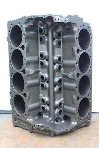 Chevrolet 3970010 350 4 Bolt Main Small Block Chevy Engine Block 030 Over 4 030