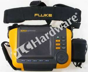 Fluke 810 Hand Held Vibration Tester Meter Analyzer Meter 2hz 20khz No Sensors