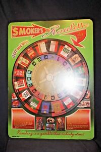 Health Edco Smokers Roulette Smoking Is A Gamble Spin Board Health Education