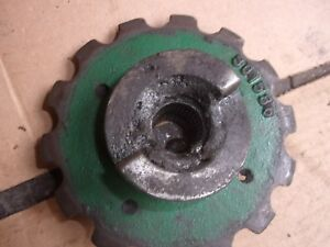 New Idea Corn Picker 309 310 323 301586 305303 14tooth Ratch Drive Sprocket