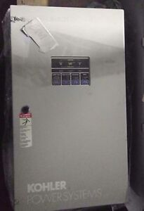 Kohler Automatic Transfer Switch 70 Amps 480 Volts 3 Phase 4 Wire