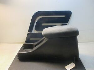 1995 Acura Integra Gsr Oem Factory Center Console Arm Rest Pocket Cloth Grey