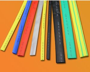 28mm 2 1 Heat Shrink Tubing Sleeving Cable Electrical Wrap Tube 7 Colors 1 20m
