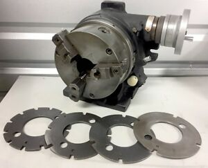 Nice Strong 8 Super Spacer Rotary Indexer W Index Masking Plates