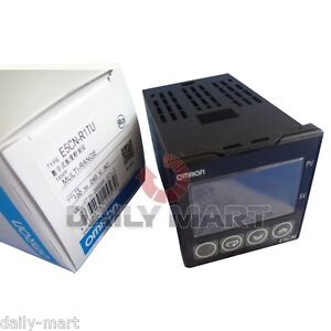 Omron Temperature Controller E5cn r1tu 100 240vac New In Box Nib Free Ship