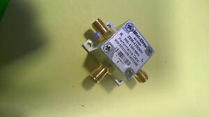 Mini circuits Zem 4300mh 300 To 4300 Mhz Sma f Coaxial Frequency Mixer