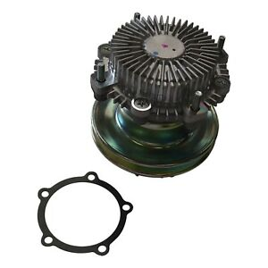 For Toyota Celica Corona Mark Ii Pickup L4 Engine Water Pump W Fan Clutch Gmb