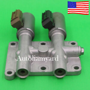 Transmission Dual Linear Solenoid Auto Parts For Honda Civic 2005 2001 Car New