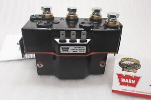 Warn 34977 Winch Contactor 12v For Series 9 12 15 Industrial Winches