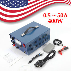 110v Jewelry Tool Pulse Spot Welding Machine Mini Spot Welder 400w 50a