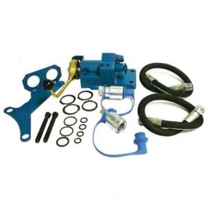 Rear Hydraulic Remote Valve Kit Ford Tractor Single Spool Double Acting