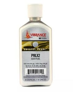 Ppg Vibrance Collection Prlx2 Silver Crystal Prlx Pearl Basecoat Clear