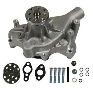 High Volume Long Water Pump For Chevy Sbc Small Block 283 327 350 383 400