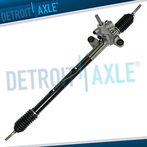 Complete Power Steering Rack And Pinion Assembly 2004 2005 2008 Acura Tsx
