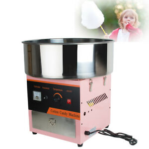 Ce Electric Commercial Candy Floss Making Machine Cotton Sugar Maker 110v 20 5