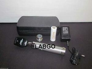 Welch Allyn Ophthalmoscope Head Rechargeable Set Labgo