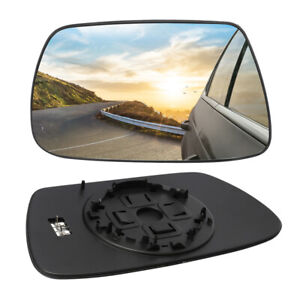 Left Driver Side Clear Heated Car Mirror Glass For Jeep Grand Cherokee 05 10 New