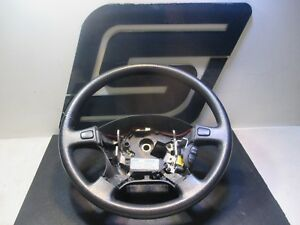 1995 Acura Integra Gsr 2 Door Oem Factory Steering Turn Wheel Grey