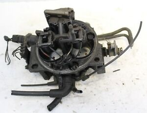 88 91 Chevrolet Gmc Pickup S10 Tbi Throttle Body Assembly 4 3l V6 Oem