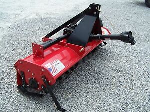 New Titan Implement Geardrive 6 Ft Roto Tiller We Ship Cheap Email For Quote