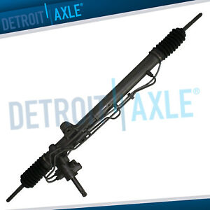 Complete Power Steering Rack And Pinion For 1999 2000 2001 2004 Honda Odyssey